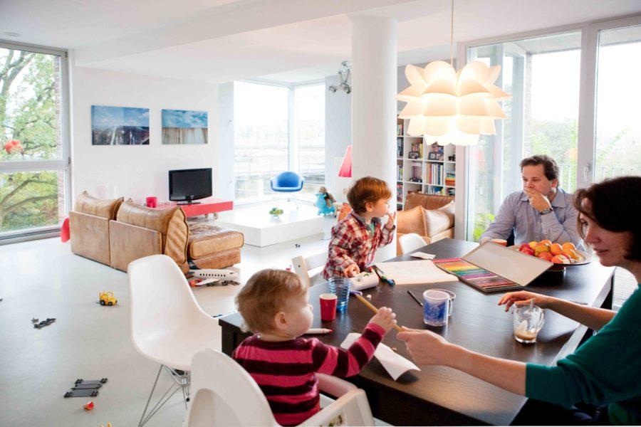 03-11-2012, amsterdam familie Bemer foto en copyright Leonard Fäustle 06-15004194